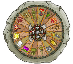 Wheel of Monotony Cheats